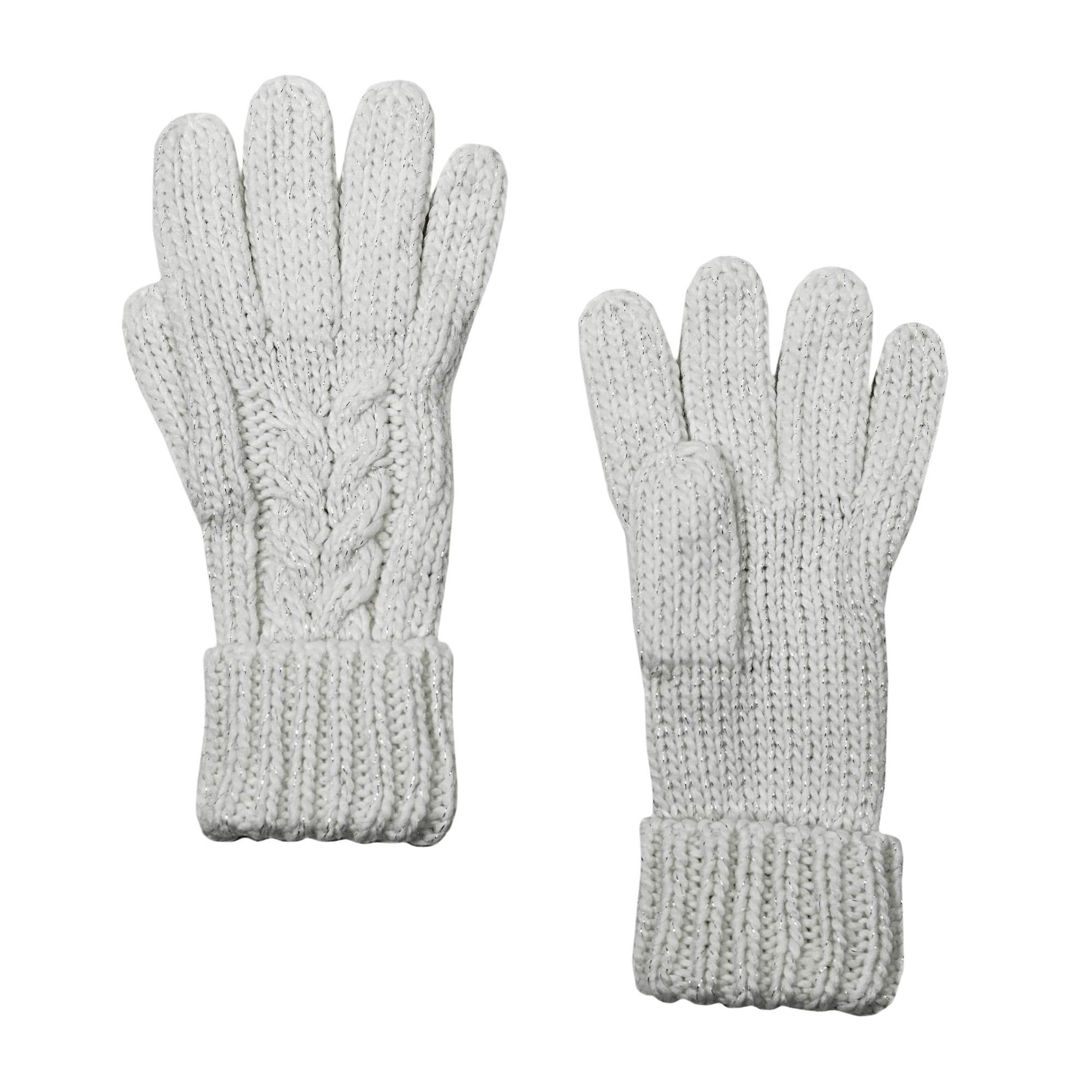 Women's Cable Knit Glove