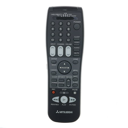 Original TV Remote Control for MITSUBISHI CS1902A Television - image 2 de 2