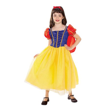 Cottage Girls Princess Costume - Snow White Customes