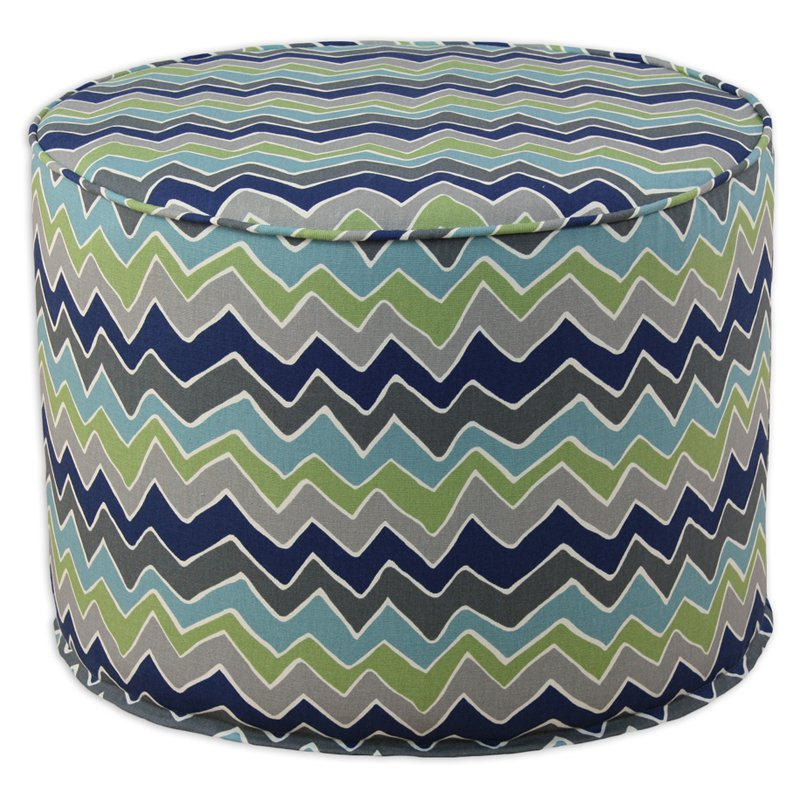 Exceptionnel Brite Ideas Decorating See Saw Pouf Ottoman
