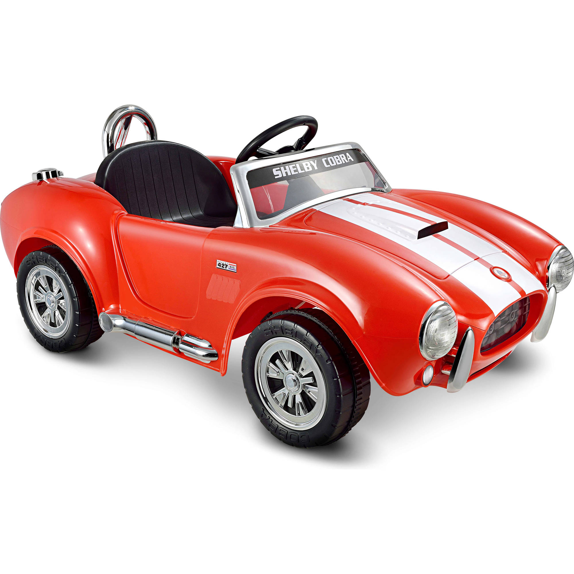 Kid Motorz 12V Shelby Cobra 427S/C Ride On