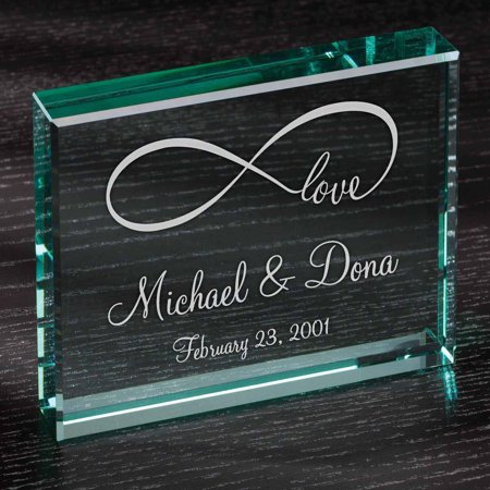 Personalized Infinity Love 4
