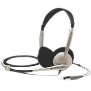 Koss CS100 Binaural Headset - Wired Connectivity - Stereo - Over-the-head
