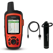 Best Hiking Gps - Garmin InReach Explorer+ Handheld Satellite Communicator and Wearable4U Review