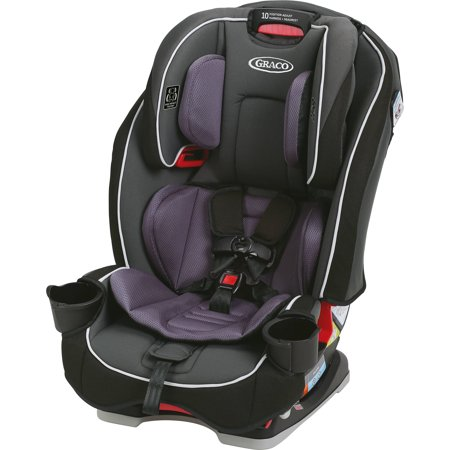 Graco SlimFit All-in-One Convertible Car Seat,