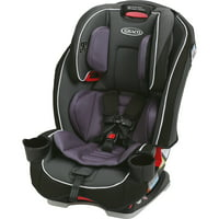 Graco SlimFit All-in-One Convertible Car Seat, Anabele Purple