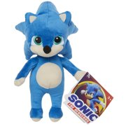 Sonic The Hedgehog Movie - 8.5 Inch Baby Sonic Plush