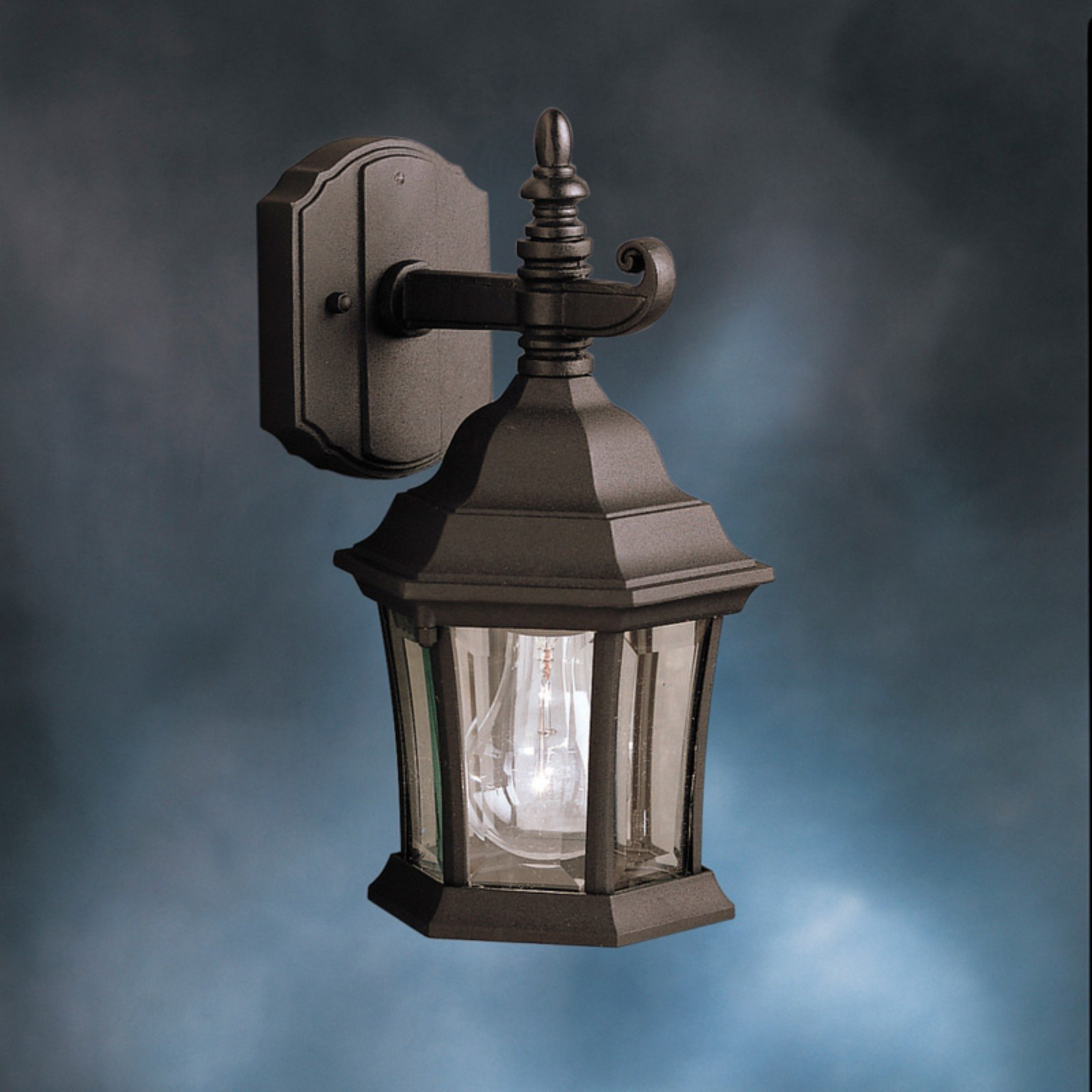 Kichler Townhouse 9788 Outdoor Wall Lantern - 6.5 in.