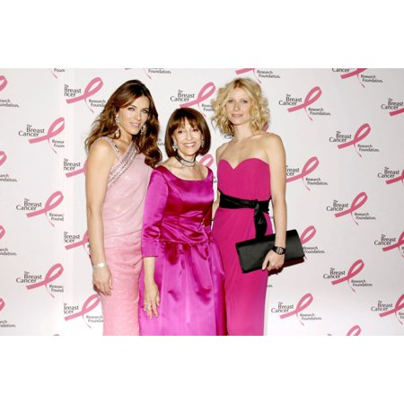 Elizabeth Hurley Clothing (Elizabeth Hurley Evelyn Lauder Gwyneth Paltrow At Arrivals For Arrivals - The Breast Cancer Research Foundation Annual Spring Gala Benefit The Hottest Pink Party)