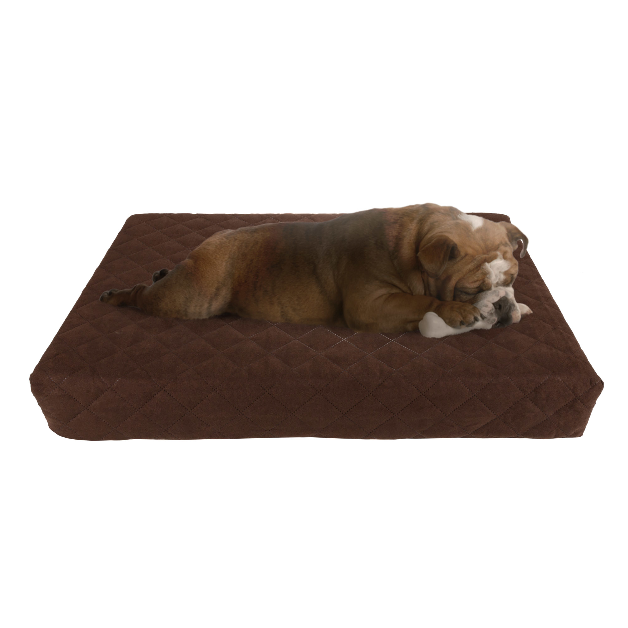 Waterproof Memory Foam Pet Bed Indoor Outdoor Dog