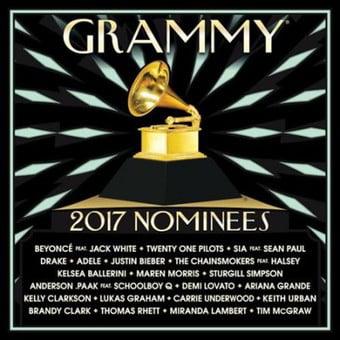 2017 Grammy Nominees](Halloween 2017 Theme Music)