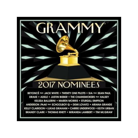 2017 Grammy Nominees](Halloween Music 2017)