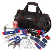 WORKPRO 156-Piece All-Purpose Home Repair Tool Set