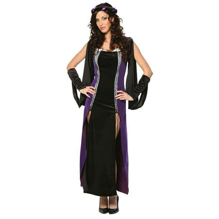 cinema secrets gth women's lady of shallot renaissance halloween costume small dress size 6-8 - Cheap Renaissance Dresses