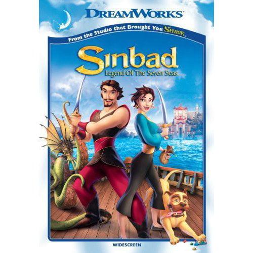Sinbad: Legend Of The Seven Seas (Widescreen)