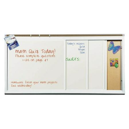 Horizontal Sliding Boards (Horizontal Sliding Board w 2 Track/2 Panel (8 ft. W/2 Panels))