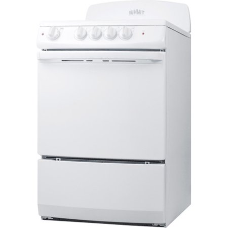 Summit Appliance Summit 24 Free Standing Electric Range