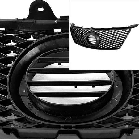 Lexus IS250 IS350 F-Sport Factory Style Black Front Sport Mesh Grille Grill (Sport Front Grill)
