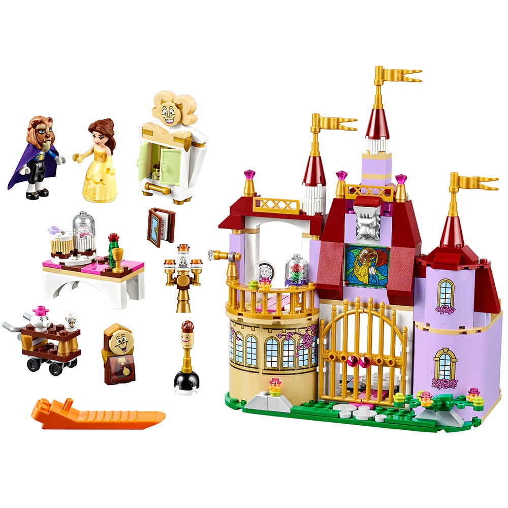 Lego Disney Princess Belle's Enchanted Castle 41067 by LEGO System Inc