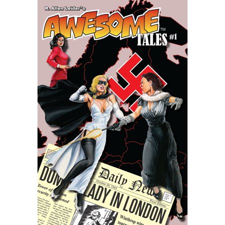Awesome Tales #1: Pretenders to the Throne -