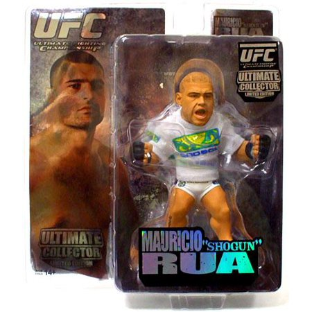 UFC Ultimate Collector Series 4 Mauricio Rua Action Figure [Limited Edition] (Ufc Action Figure Series)