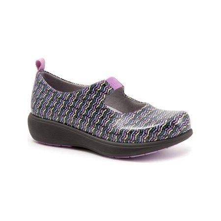 Clearance Footwear by Grey's Anatomy™ Women's Miranda (Leopard Patent Footwear)