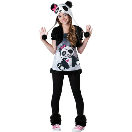 Pandamonium Tween Halloween Costume - Cool Halloween Costume Ideas For Tweens