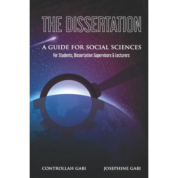 Phd thesis social science