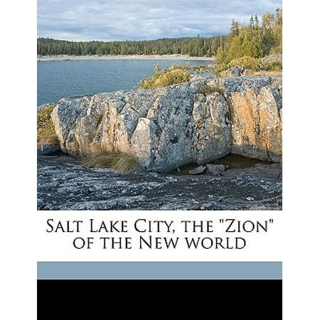 Salt Lake City, the