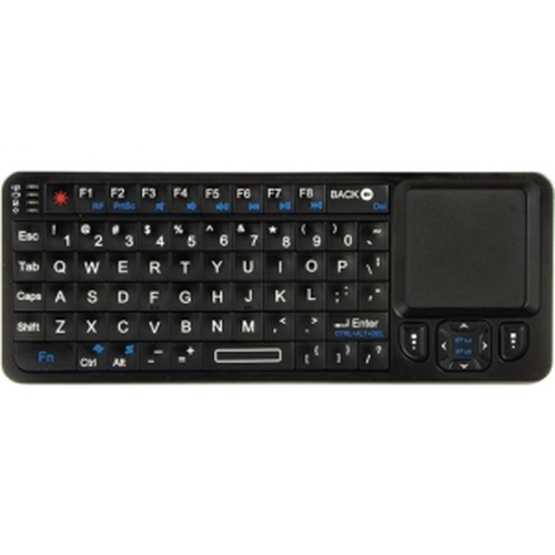 VISIONTEK 900507 WIRELESS RF MINI KEYBOARD +IR