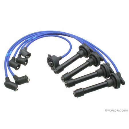 NGK W0133-1618172 Spark Plug Wire Set for Honda Models on
