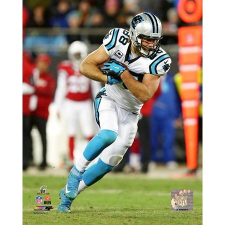 Greg Olsen 2015 NFC Championship Game Photo Print