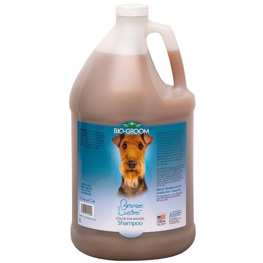 Bio-groom bronze lustre shampoo, 1-gallon bottle