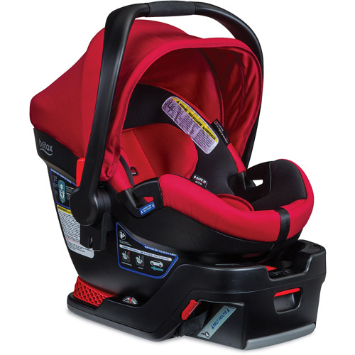 Britax B-Safe 35 Elite Infant Child Seat - Red Pepper E9L...