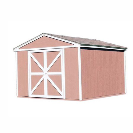 - Handy Home Somerset Storage Shed - 10 x 12 ft.