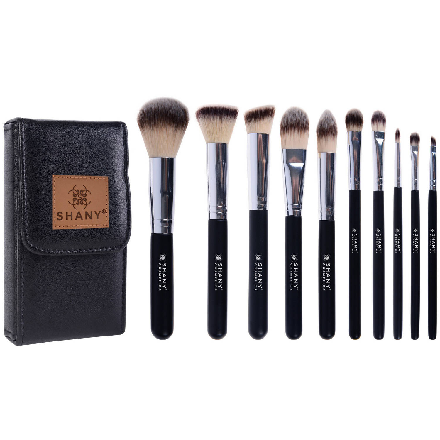 SHANY OMBRE Pro Essential Brush Set, 10 pc