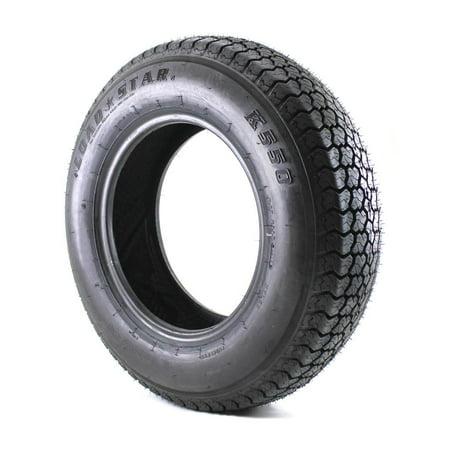 ST205/75D15 Load Range C Bias Ply Trailer Tire - Kenda - Loadstar Trailer Tire