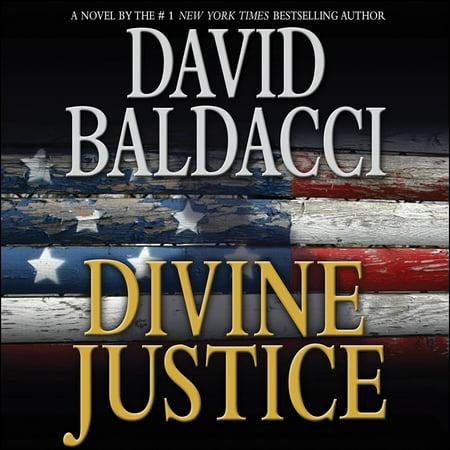 Divine Justice - Audiobook