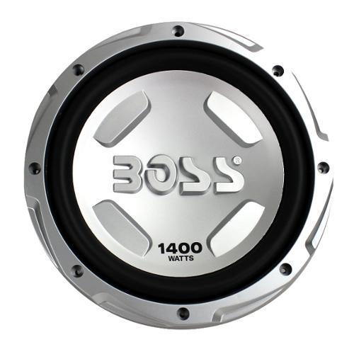 """Boss Audio Chaos CX122 12"""" 1400 Watt Car Power Subwoofer Sub Woofer 4 Ohm"""
