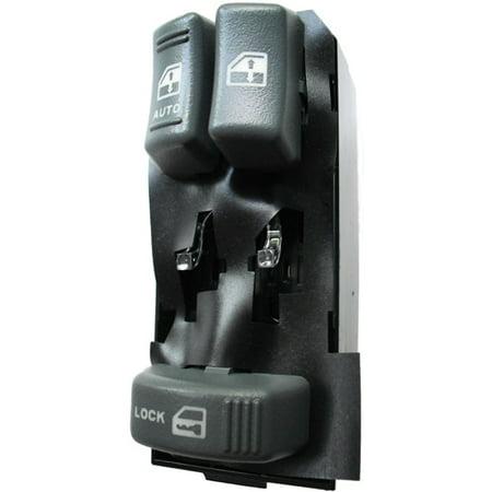 - GMC S15 Jimmy Master Power Window Switch 1995-1997 (2 Door) (1995 1996 1997) (electric control panel lock button auto driver passenger door)