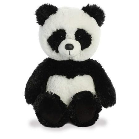 Panda Stuffed Animals (Panda - Cuddly Friends 12 inch - Stuffed Animal by Aurora Plush)
