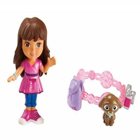 Fisher-Price Dora and Friends - Dora's Explorer Charms (Dora The Explorer Charms)