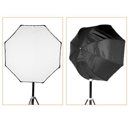 Godox 120cm/47,2 in octogone Portable parapluie Softbox Parapluie réflecteur pour Flash - image 1 de 1