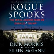 Rogue Spooks - Audiobook