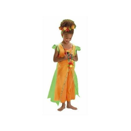 Child's Pumpkin Princess Costume](Pumpkin Princess)