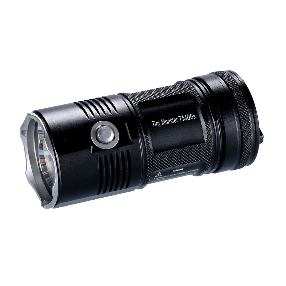 Nitecore TM06S Flashlight Black