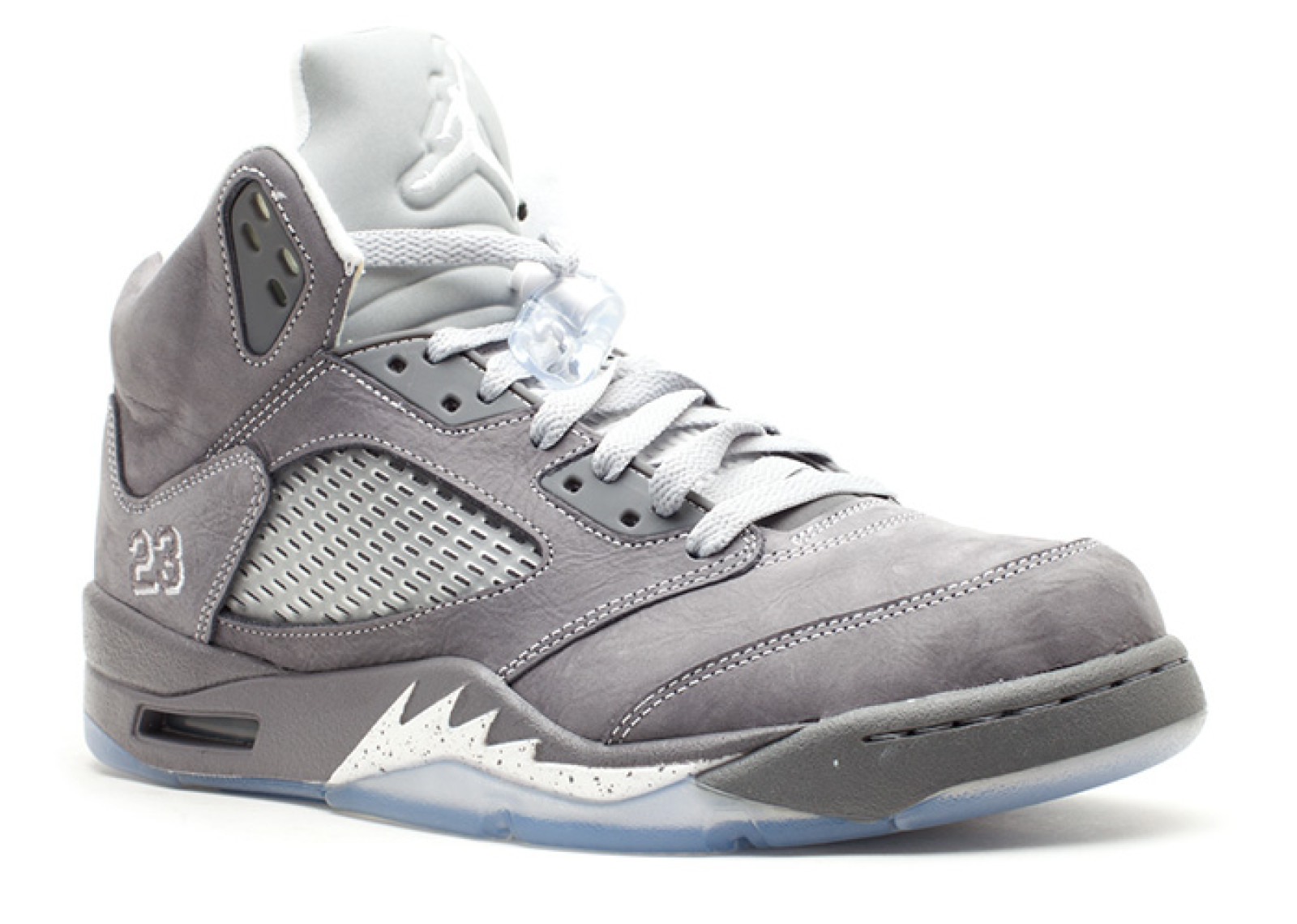 super popular 40ae4 cc76e Air Jordan - Men - Air Jordan 5 Retro 'Wolf Grey' - 136027-005 - Size 13