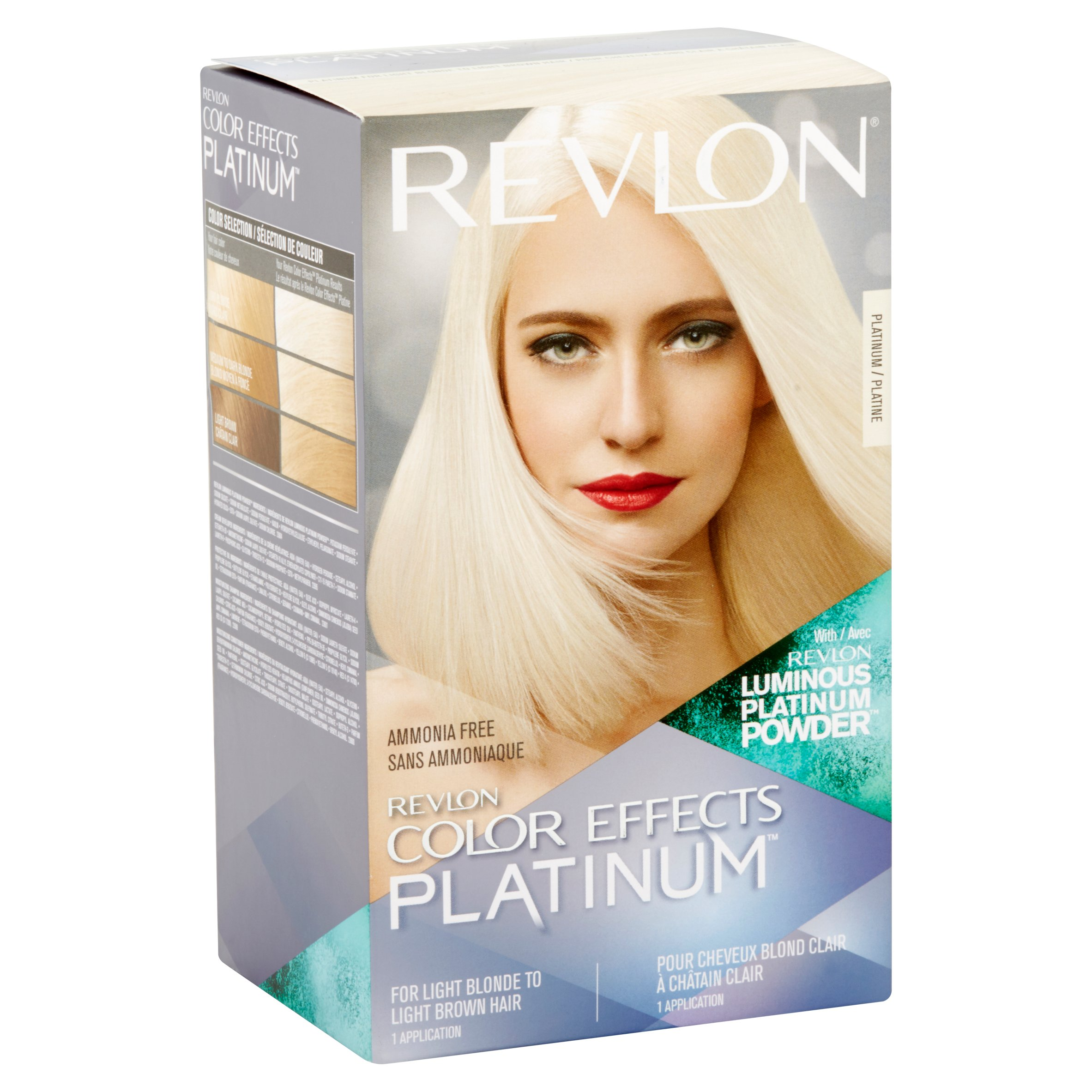Revlon Color Effects Hair Color Platinum Walmart Com