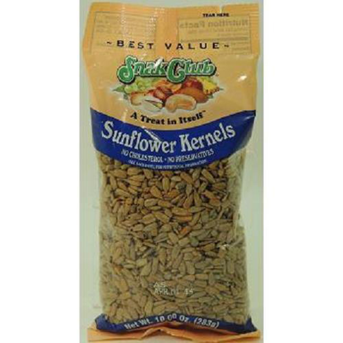 Continental Concession SC21473 Roast Salted Sunflower Kernels
