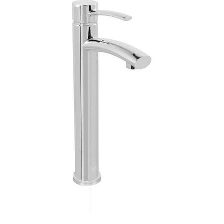 VIGO Milo Bathroom Vessel Faucet, Chrome - Walmart.com